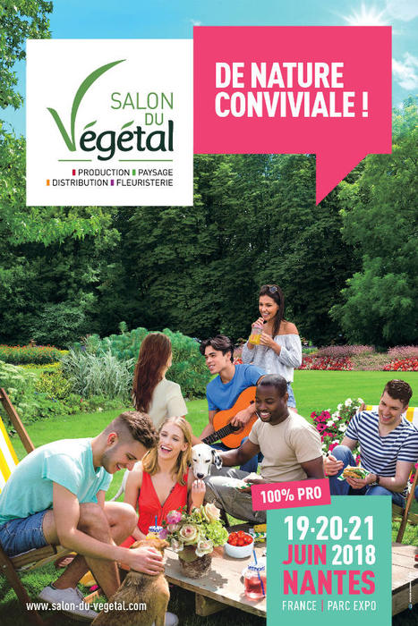 salon du vegetal 2018